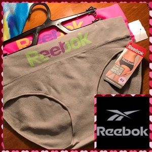 REEBOK 2 Pack Hipster Panties